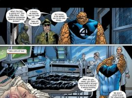 ULTIMATE FANTASTIC FOUR #58, page 6