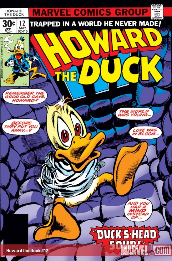 Howard the Duck #12