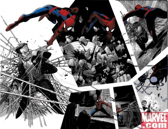 Preview art by Chris Bachalo