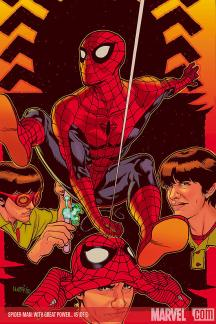 Spider-Man: With Great Power... #5
