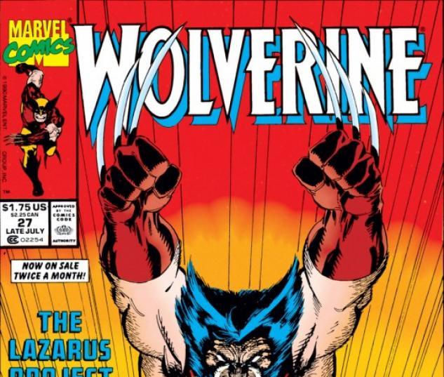 Wolverine #27