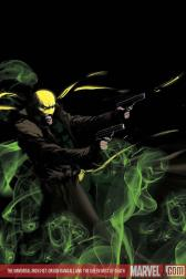 Immortal Iron Fist: Orson Randall and the Green Mist of Death #1