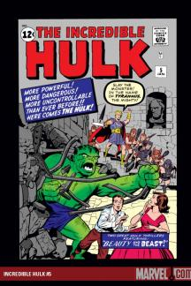 Incredible Hulk (1962) #5