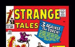 Strange Tales #122