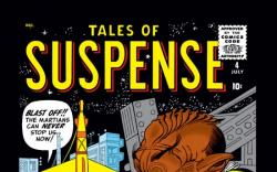 TALES OF SUSPENSE #4