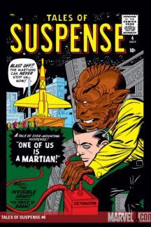 Tales of Suspense (1959) #4