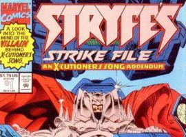 Stryfe's Strike File