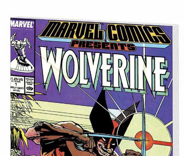 MARVEL COMICS PRESENTS: WOLVERINE  VOL. 1 #0