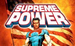 SUPREME POWER (2003) #3 COVER