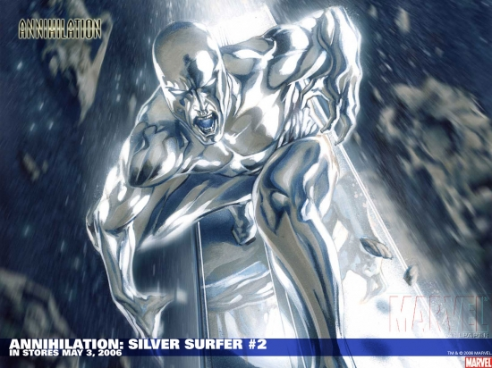 Annihilation: Silver Surfer (2006) #2 Wallpaper