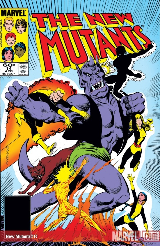 New Mutants #14