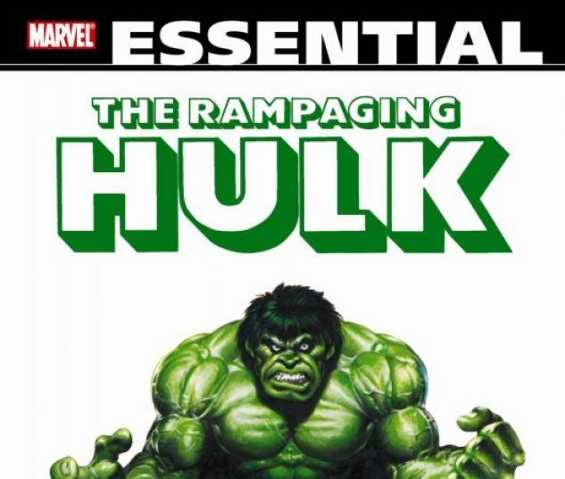 Essential Rampaging Hulk Vol. 2 (Trade Paperback)
