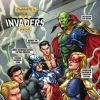 INVADERS NOW! #1 Preview Page by Caio Reiss