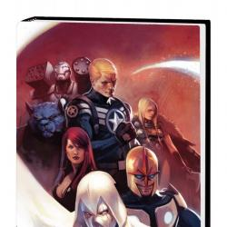 Secret Avengers: Mission To Mars (Hardcover)