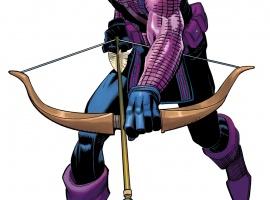 Hawkeye by John Romita Jr.