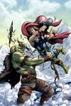Marvel Adventures Super Heroes (2010) #11 Cover