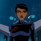 Screenshot of Maria Hill from The Avengers: Earth's Mightiest Heroes!