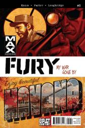 Fury Max #5 