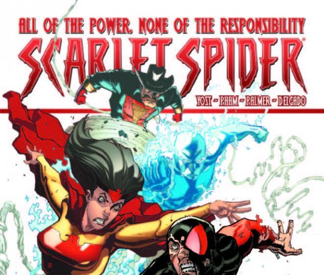 SCARLET SPIDER 8
