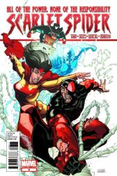Scarlet Spider #8 