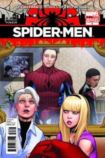 Spider-Men (2012) #4 (Pichelli Variant)