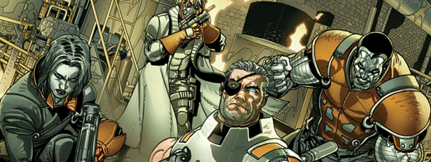 Marvel NOW! Cable & X-Force Liveblog