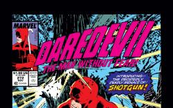Daredevil (1963) #272 Cover