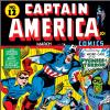 Captain America Comics (1941) #12 Cover