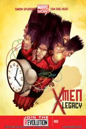 X-Men Legacy #2 