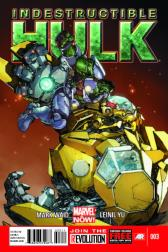 Indestructible Hulk #3 