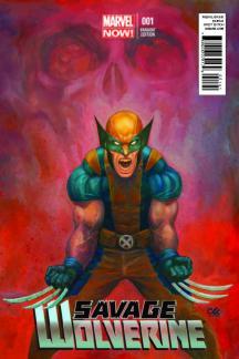Savage Wolverine #1  (Cho Variant)
