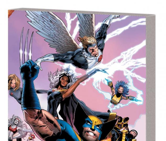 UNCANNY X-MEN: THE COMPLETE COLLECTION BY MATT FRACTION VOL. 1 TPB