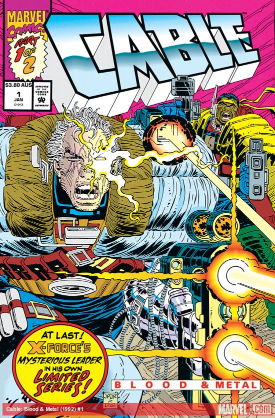Cable: Blood & Metal (1992) #1