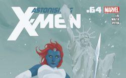 ASTONISHING X-MEN 64 (WITH DIGITAL CODE)