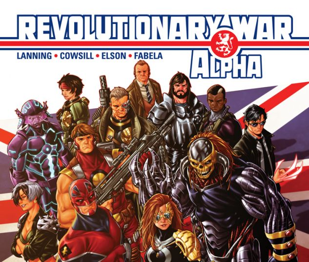 REVOLUTIONARY WAR: ALPHA 1 (WITH DIGITAL CODE)