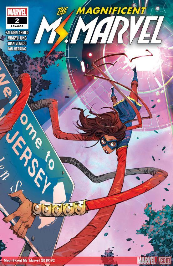 Magnificent Ms. Marvel (2019) #2