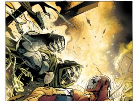 Image Featuring Doctor Doom