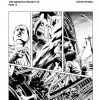 THE MARVELS PROJECT #3 black and white preview art by Steve Epting