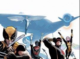 X-MEN: LEGACY ANNUAL #1