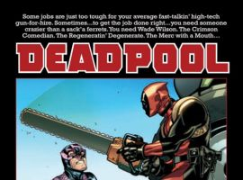 DEADPOOL #13, intro page