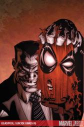 Deadpool: Suicide Kings #5 