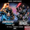 The Ultimate X-Men and Ultimate Fantastic Four Are No More