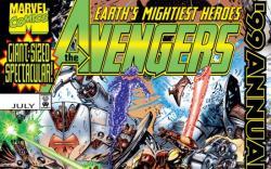 AVENGERS ANNUAL #1999