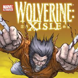 Wolverine: Xisle #1