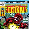 ETERNALS #9 COVER