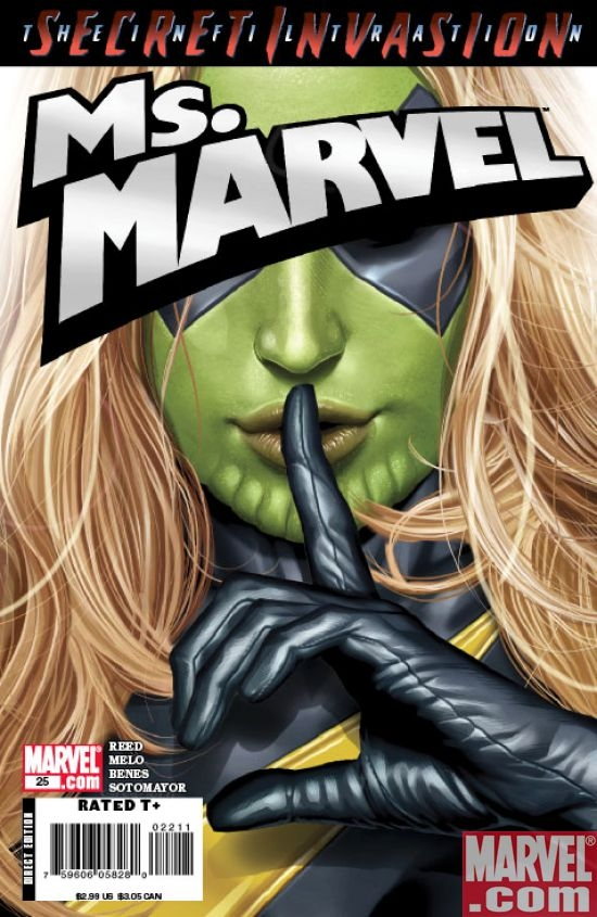 Ms. Marvel #25 (reg. ed.)