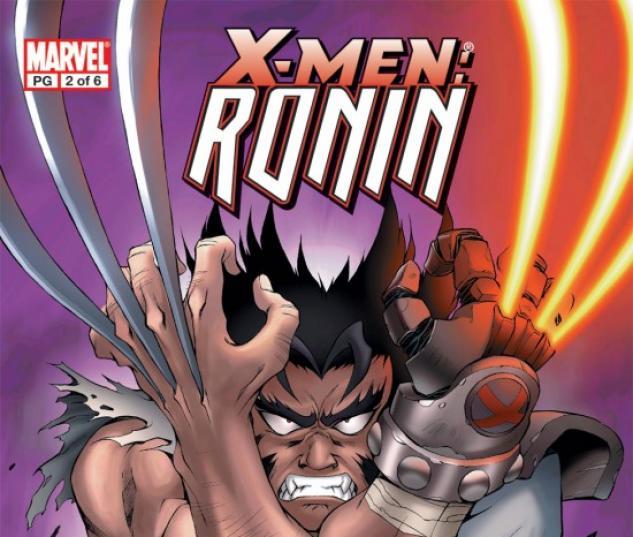 x-men: ronin #2