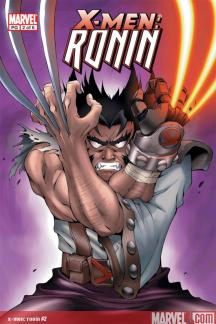 X-Men: Ronin #2