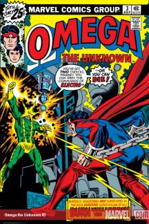 Omega: The Unknown (1976) #3