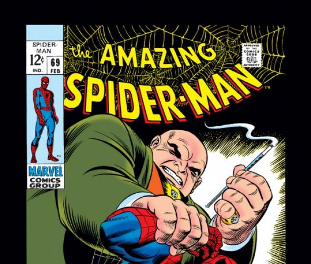 AMAZING SPIDER-MAN #69